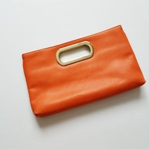 Cute Orange Clutch